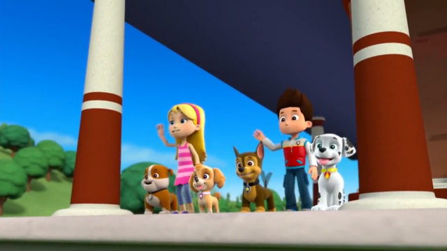 File:Pups, Katie, and Ryder saying Bye.png