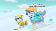 PAW Patrol 424A Scene 2 Rubble Everest
