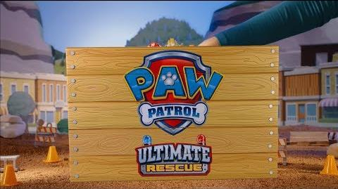 PAW Patrol Rubble's Ultimate Construction Truck - UK
