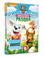 PAW Patrol Pups Save the Bunnies DVD Italy