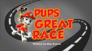 Pups Great Race (HQ)