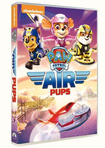 air pups dvd   paw patrol wiki   fandom poweredwikia