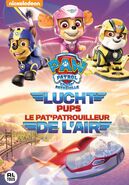 PAW Patrol Air Pups DVD Belgium-Netherlands