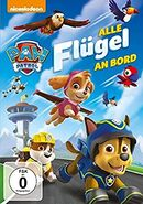 PAW Patrol All Wings on Deck DVD Germany