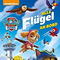 German Nickelodeon cover (<i>Alle Flügel an Bord</i>)