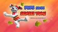 Pups Save Sensei Yumi (HQ)