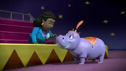 PAW Patrol Pups Save the Hippos Scene 4