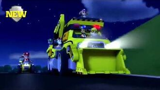 PAW Patrol Ultimate Rescue Rubble Trailer