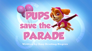 Pups Save the Parade (HD)