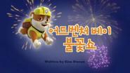 퍼피 구조대 어드벤처 베이 불꽃 쇼