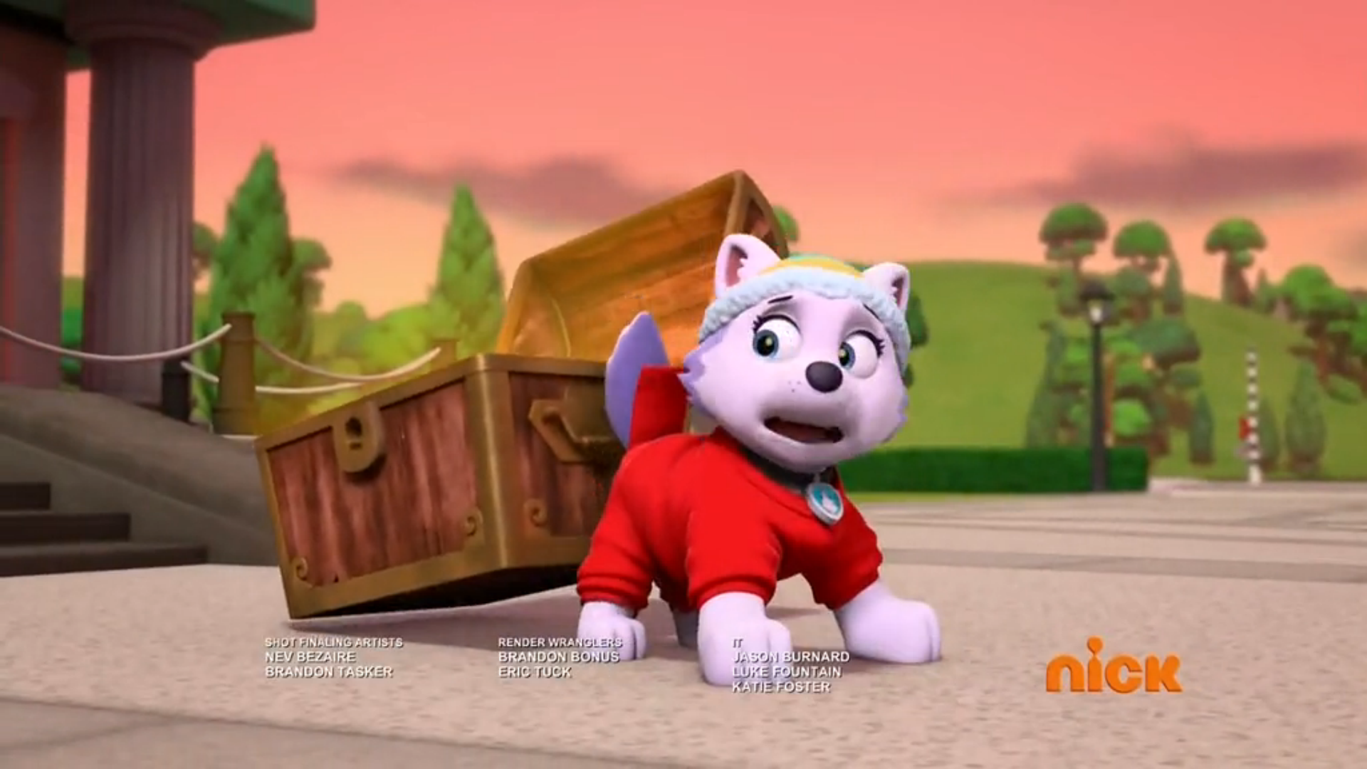 Pups Save An Outlaw S Loot Trivia Paw Patrol Wiki