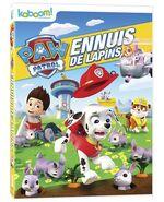 PAW Patrol Bunny Trouble DVD Canada French