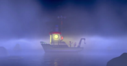 PAW Patrol The Flounder Boat with Lights