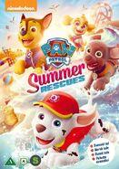PAW Patrol Summer Rescues DVD Nordic