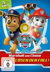 PAW Patrol Marshall and Chase on the Case! DVD Germany RTL