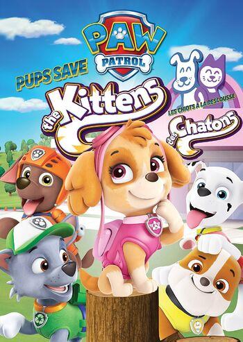 Pups Save The Kittens Paw Patrol Wiki Fandom Powered