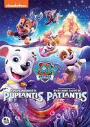 PAW Patrol Pups Save Puplantis DVD Belgium-Netherlands