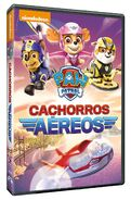 PAW Patrol Air Pups DVD Spain
