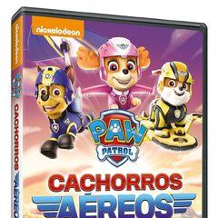 Spanish cover (<i>Cachorros aéreos</i>)