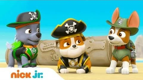 Sea Patrol: Pups Save Their Pirated Sea Patroller/Gallery