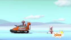 PAW Patrol Pups Save the Polar Bears Scene 14