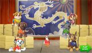 PAW Patrol Pup-Fu! Video Game Scene 6