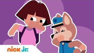 Noggin Originals The Snizzle Sing Along Song w Paw Patrol and Dora the Explorer Nick Jr. Songs