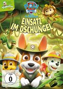 PAW Patrol Jungle Rescues DVD Germany RTL