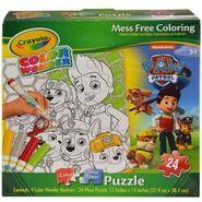 Color wonder puzzle