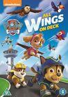 PAW Patrol All Wings on Deck DVD UK