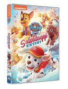 PAW Patrol Summer Rescues DVD Italy