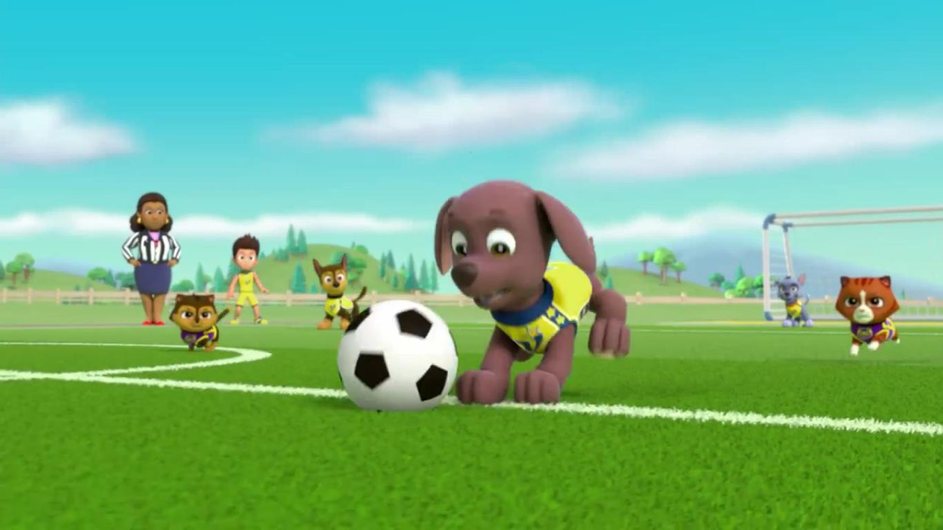 Pups Soccer 22