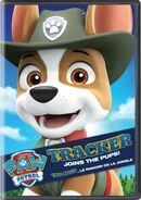 Tracker Joins the Pups! (DVD)
