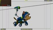 PAW Patrol Spy Chase Draft Render