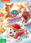 PAW Patrol Summer Rescues DVD Australia