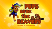 Pups Save The Beavers HD