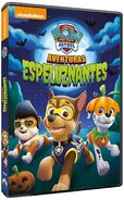PAW Patrol Halloween Heroes DVD Spain