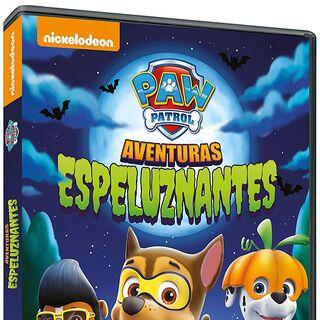 Spanish cover (<i>Aventuras espeluznantes</i>)