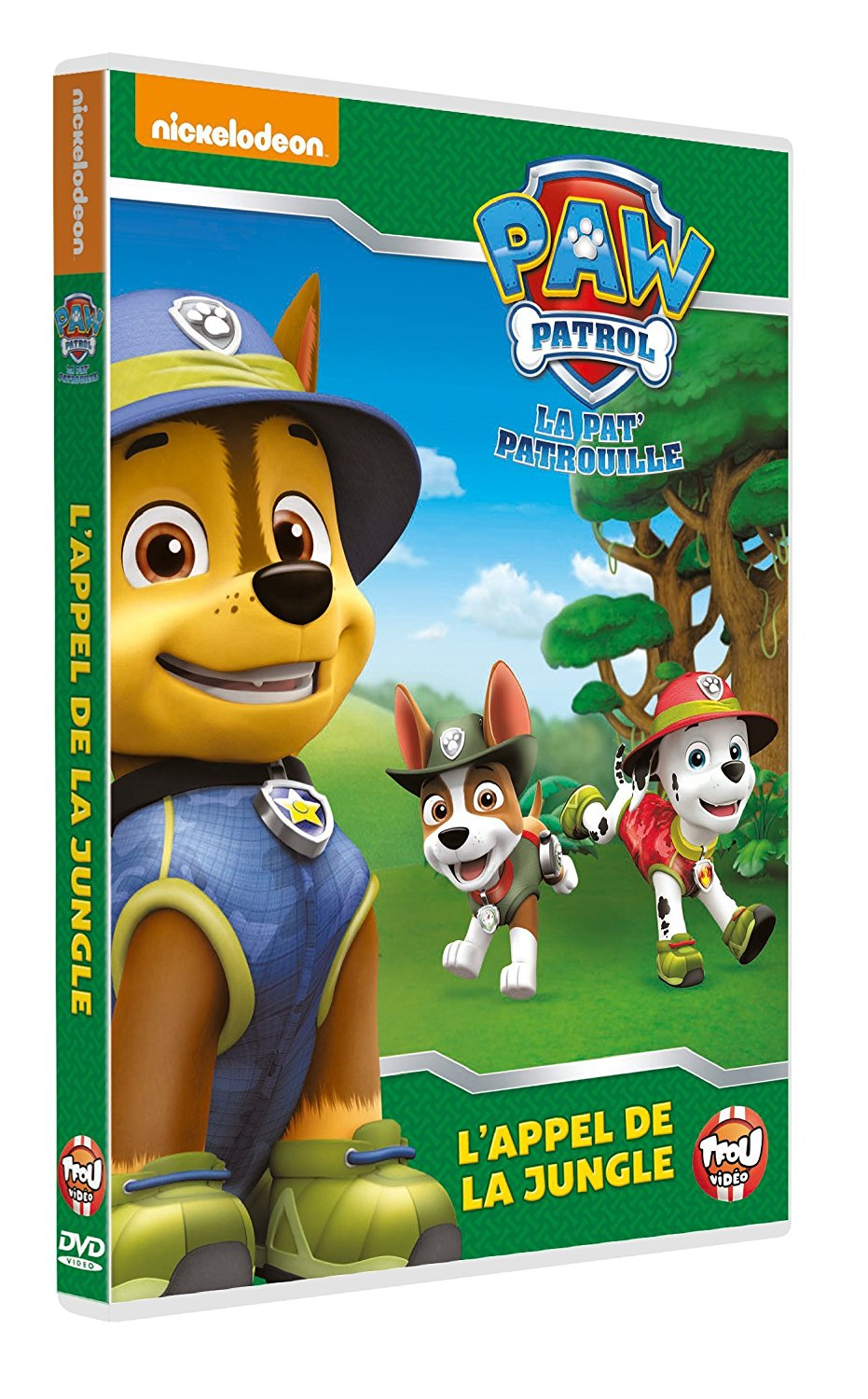 l 39 appel de la jungle paw patrol wiki fandom powered by wikia. Black Bedroom Furniture Sets. Home Design Ideas
