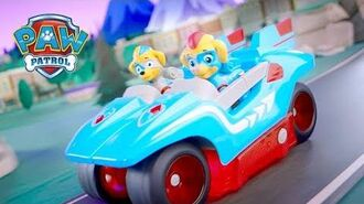 PAW Patrol Mighty Twins Power Split Vehicle 15 Commercial PAW Patrol Official & Friends