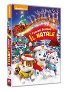 PAW Patrol Pups Save Christmas DVD Italy