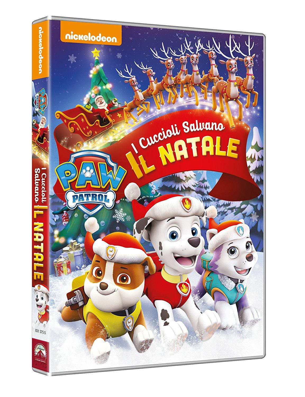 Image - PAW Patrol Pups Save Christmas DVD Italy.jpg | PAW Patrol ...