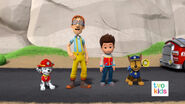 PAW Patrol Pups Save a Flying Kitty 44