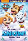 PAW Patrol Best in Snow! Collection DVD UK