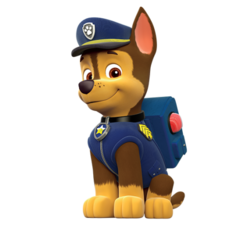 Image result for chase paw patrol