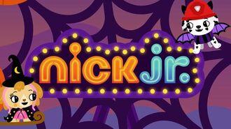 Nick Jr Halloween IDs 2017