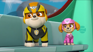 PAW Patrol Air Pups Rubble Skye