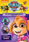 PAW Patrol De tre dinosaurbabyer og andre eventyr DVD