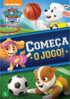 PAW Patrol Sports Day DVD Brazil