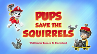 Pups Save the Squirrels (HQ)